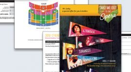 Promotional Materials for the Opera
