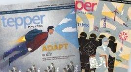 Tepper Magazine Publication